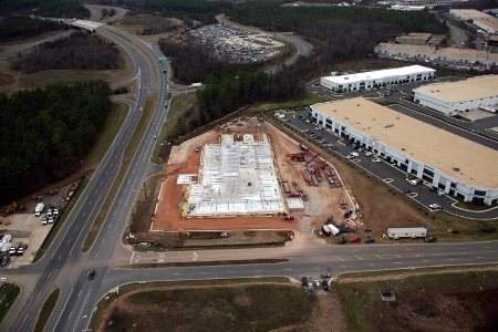 Initiates Construction Of New 60 000 Square Foot