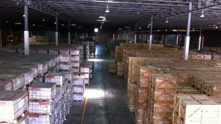 Opens New Distribution Center In Deerfield Beach Florida