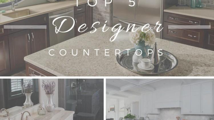 Top 5 Designer Countertops Universal Marble Amp Granite